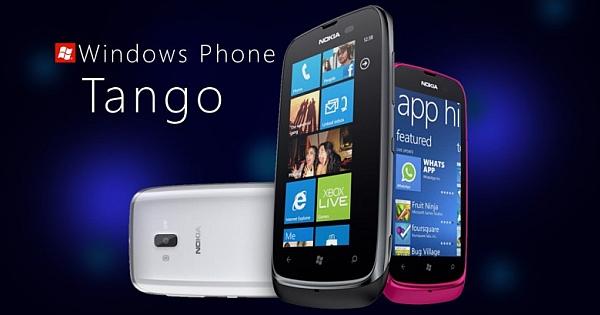 Tango for Nokia
