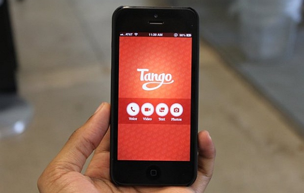 Tango is the Perfect Solution for a Free Messaging App