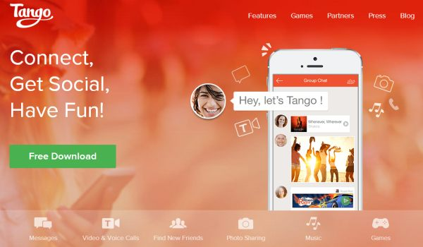Download Tango for Windows 8