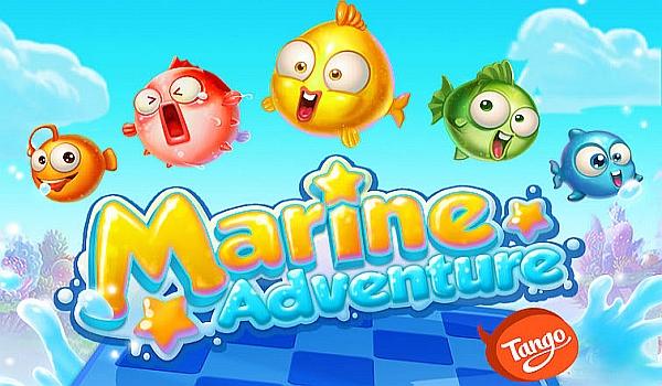 Marine Adventure Puzzle Game for Tango