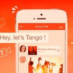 Tango Messenger App introduced Updates
