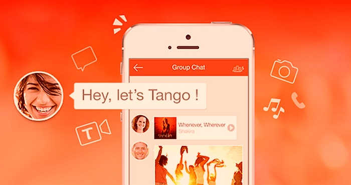 Tango Messenger App introduced Updates